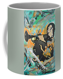 Satch Armstrong Coffee Mug