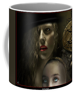 Satiated Coffee Mug