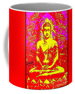 Satorian Buddha I Coffee Mug