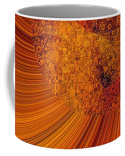 Saturated In Sun Rays Coffee Mug