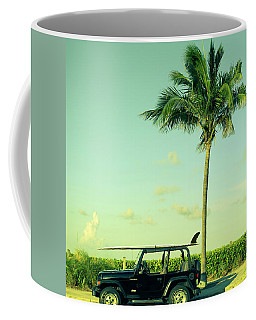 Coffee Mug featuring the photograph Saturday by Laura Fasulo