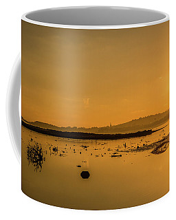 Saturday Morning Along The Estuary  Coffee Mug by Martina Fagan