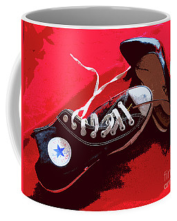 Living In Converse Saturday Night. Coffee Mug
