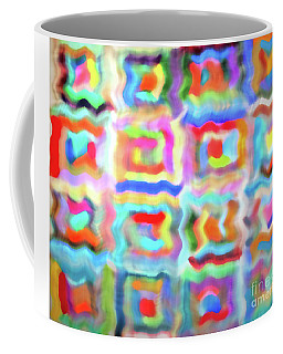 Saturday Quilting Muse Coffee Mug