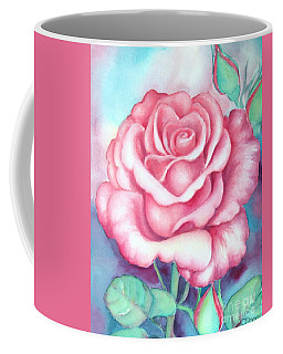 Saturday Rose Coffee Mug