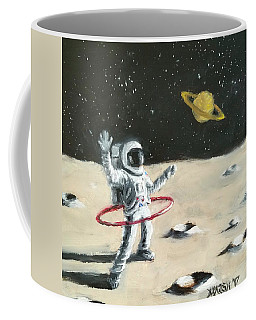 Saturn Ring Coffee Mug
