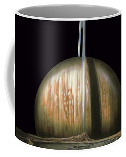 Saturn Rising Coffee Mug