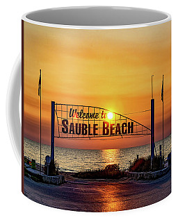 Sauble Beach Sunset 2 Coffee Mug