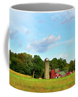 Sauer Farm, Mt. Marion Coffee Mug
