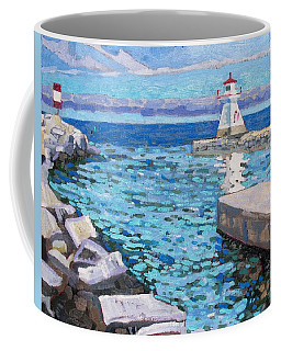 Saugeen Range Light Coffee Mug