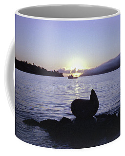 Sausalito Morning Coffee Mug