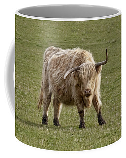 Sauvie Island Cow Coffee Mug