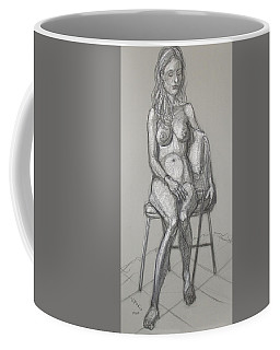 Savannah Seated #1 Coffee Mug by Donelli  DiMaria