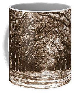 Savannah Sepia - Glorious Oaks Coffee Mug