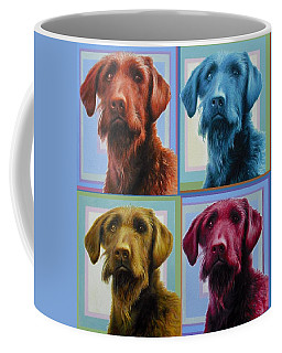Savannah The Labradoodle Coffee Mug