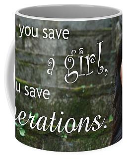 Save A Girl Coffee Mug