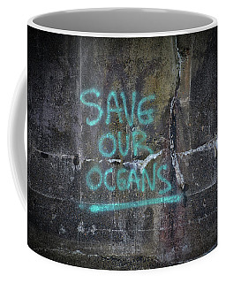 Save Our Oceans Coffee Mug