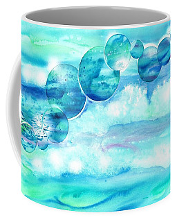 Planet Earth - Save Our Oceans Coffee Mug