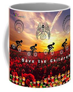 Save The Children Coffee Mug