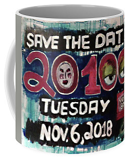 Save The Day Coffee Mug