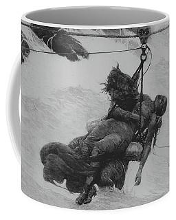 Saved, 1889 Coffee Mug