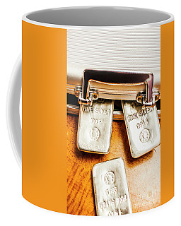 Saving For A Fiat Rainy Day Coffee Mug