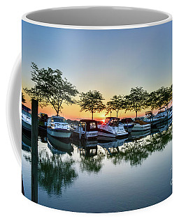 Sawmill Creek Morning Coffee Mug