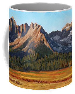 Sawtooth Mountains - Iron Creek Coffee Mug