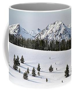 Sawtooth Wilderness Central Idaho Coffee Mug