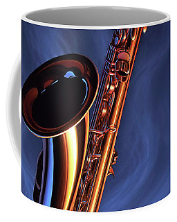 Sax Appeal Coffee Mug