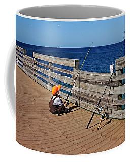 Say A Little Prayer Coffee Mug by Debbie Oppermann