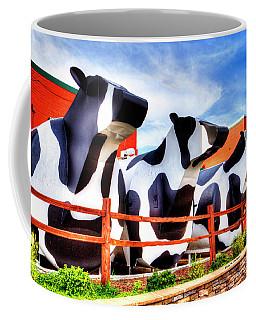 Say Cheese Coffee Mug by Dale R Carlson
