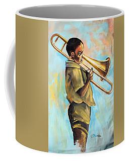 Say It Loud Coffee Mug
