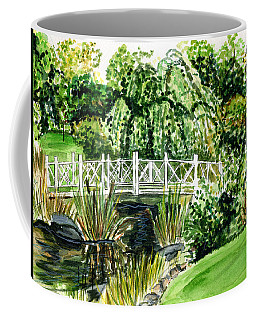 Sayen Bridge Coffee Mug
