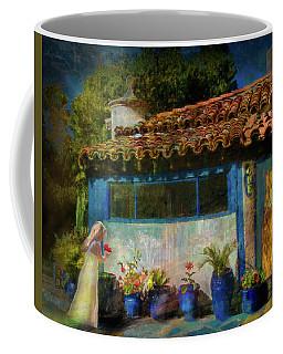 Saylor And The Cat Coffee Mug