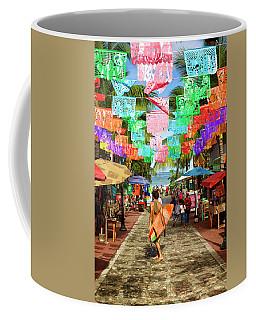 Sayu Flags 2 Coffee Mug