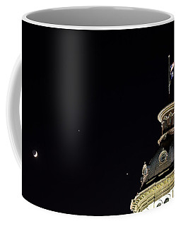 Sc State House Dome And Conjunction Coffee Mug