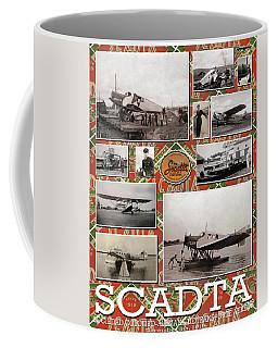 Scadta Airline Poster Coffee Mug