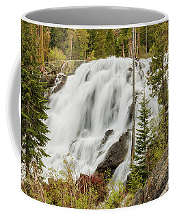 Scale Of Eagle Falls Inspiration Coffee Mug