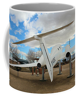 Scaled Composites 143 Triumph Coffee Mug