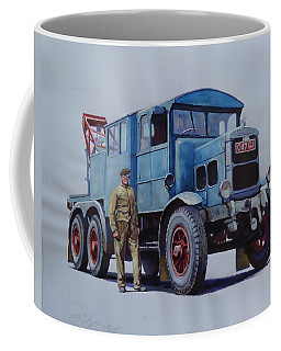Scammell Wrecker. Coffee Mug
