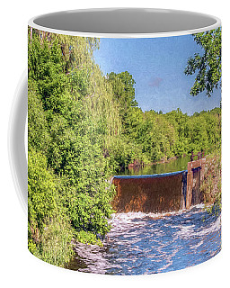 Scandinavia Dam Coffee Mug