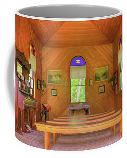 Scandinavia Swiss Chapel Coffee Mug