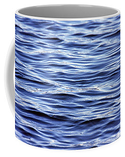 Coffee Mug featuring the photograph Scanning For Dolphins by Rick Locke