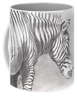 Scanning The Horizon Coffee Mug