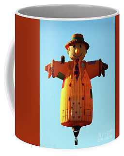 Scarecrow Balloon Coffee Mug