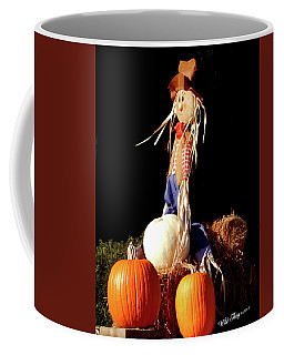 Scaredy Crow Man Coffee Mug