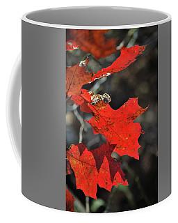 Scarlet Autumn Coffee Mug