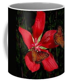 Scarlet Beauty Coffee Mug
