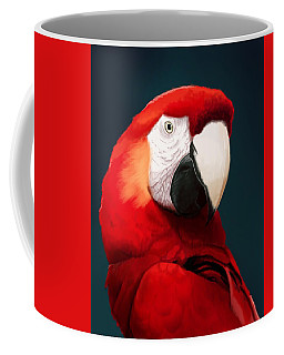 Parrots Coffee Mugs
